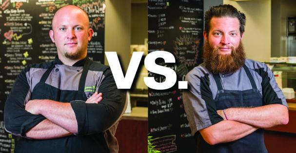 Picasso Corporate Executive Chef Ben Goebel and Executive Chef Adam Jarvis to compete in chef cook-off