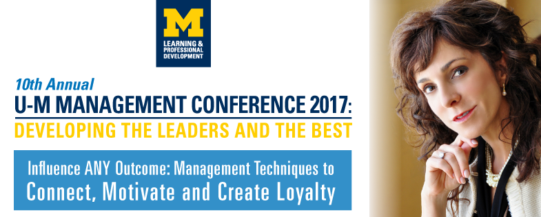 Announcing the 10th Annual U-M Management Conference
