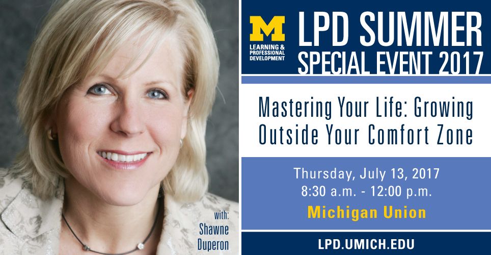 LPD Summer Special Event 2017 with Shawne Duperon