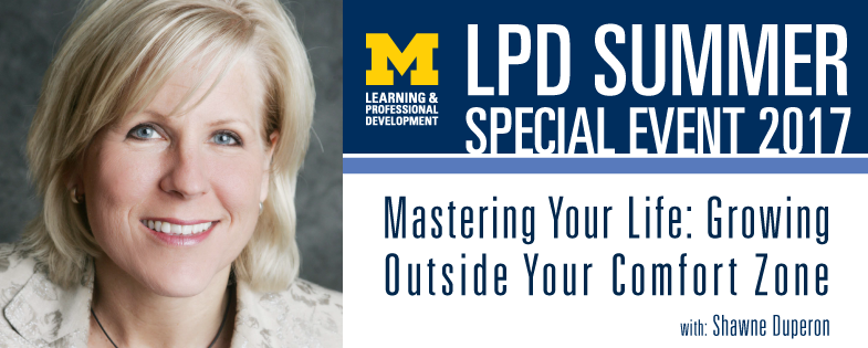 LPD Summer Special Event 2017 with Dr. Shawne Duperon