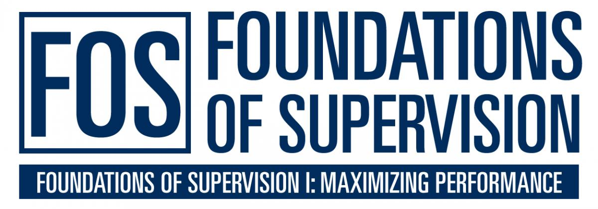 Foundations of Supervision I: Maximizing Performance