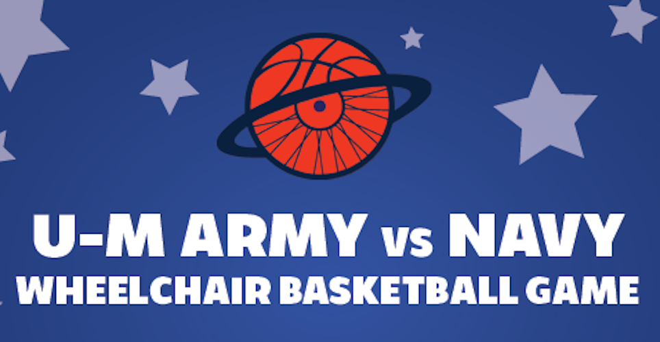 Army vs. Navy Wheelchair Basketball