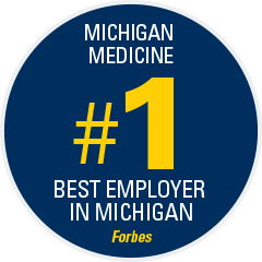 Michigan Medicine Number 1 Best Employer in Michigan - Forbes 2019