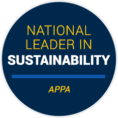 National Leader in Sustainability - APPA
