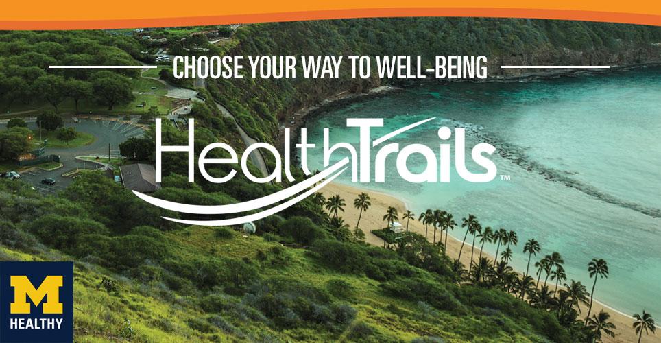 HealthTrails - beautiful beach