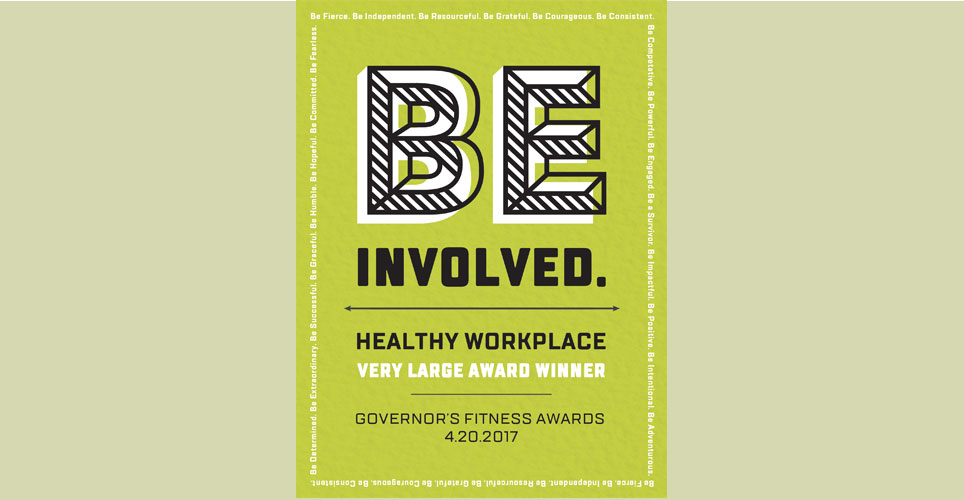Governor's Fitness Awards recognizes MHealthy