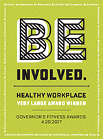 Healthy Workplace Award Badge