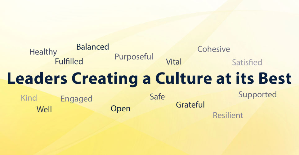 word cloud featuring healthy, fulfilled, balanced, purposeful, vital, open, engages, well, kind, safe, grateful, resilient, supported, satisfied, and cohesive