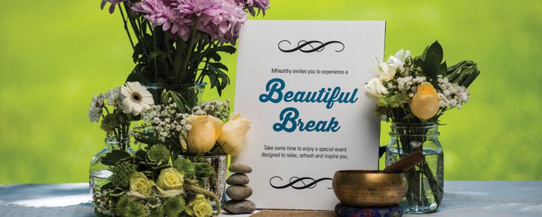 Beautiful Break Invitation