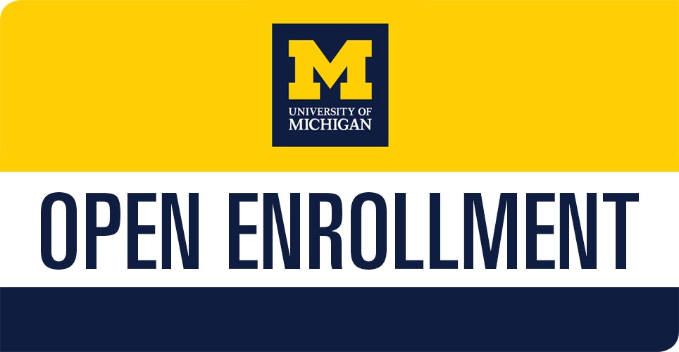 Open Enrollment for 2017 benefits is October 24 - November 4, 2016.
