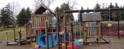Center playground