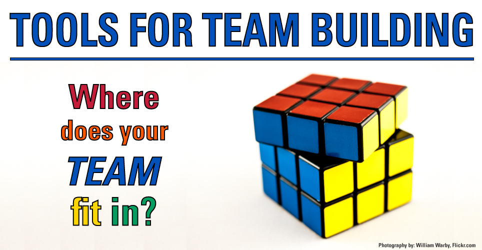 Tools for Team Building