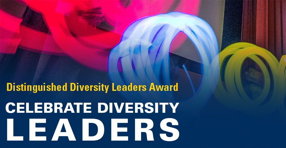 Nominees Sought for Distinguished Diversity Leaders Award