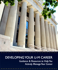 Voices Career Development brochure